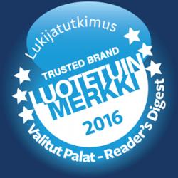 Luotetuin Merkki Logo