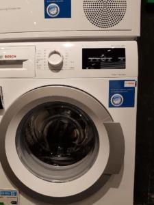 Bosch pesukone myymälässä