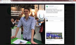 Fortum Facebook
