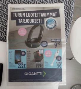 Gigantti kuvasto Turku
