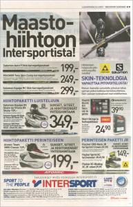 Intersport HS 22 1 2017