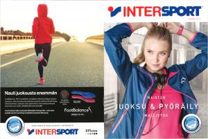 Intersport kevätkuvasto 4 2017