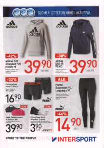 Intersport kuvasto 16 7 2018