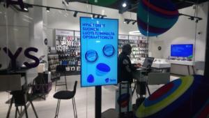 Telia myymälä KAARI