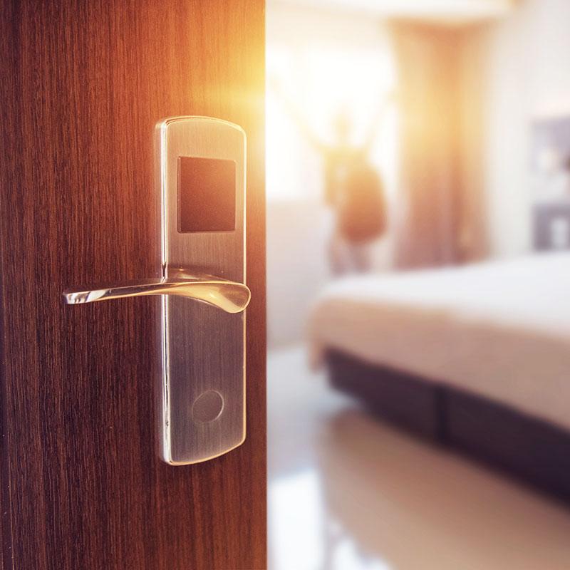 Sokos Hotels on Suomen luotetuin hotelliketju, Scandic kakkonen, Omena Hotels kolmonen