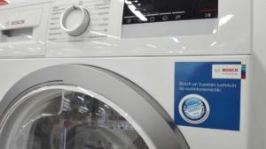 Bosch tarra pesukoneessa