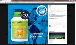 Multivita Facebook
