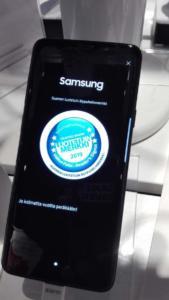 Samsung TeliaMyymälässä 5 2019 2