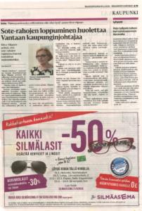 Silmäasema HS 19.3.2018