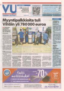 Silmäasema Vihdin Uutiset 6/2018